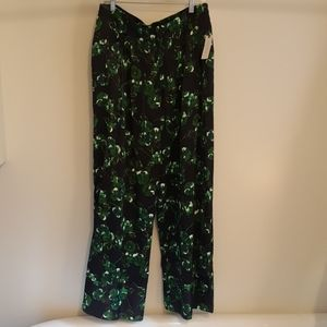 Anthropologie Elevenses Hollywood Style Trousers